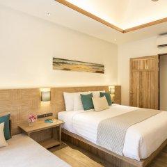 Отель Phi Phi Island Village Beach Resort 4* Бунгало с различными типами кроватей