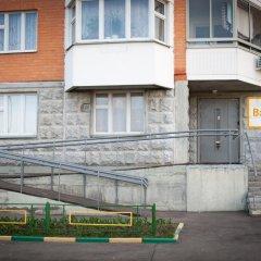 Отель Меблированные комнаты Транзит-Внуково Москва парковка