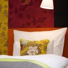 Отель Vienna House Andel's Lodz 4* Улучшенный номер с различными типами кроватей фото 4