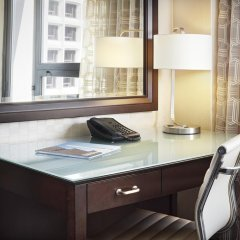 Отель Washington Hilton 4* Стандартный номер с различными типами кроватей фото 3