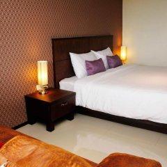 Lub Sbuy House Hotel 3* Номер Делюкс с различными типами кроватей фото 15