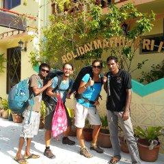 Отель Holiday Mathiveri Inn Мальдивы, Мадивару - отзывы, цены и фото номеров - забронировать отель Holiday Mathiveri Inn онлайн городской автобус