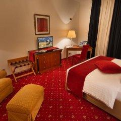 Hotel Leon D´Oro 4* Стандартный номер с различными типами кроватей фото 27