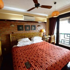 Queen Travel Boutique Hotel - Hang Bac 3* Номер Делюкс фото 13