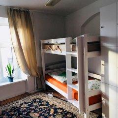 Отель Tree House Кровать в общем номере с двухъярусной кроватью фото 8