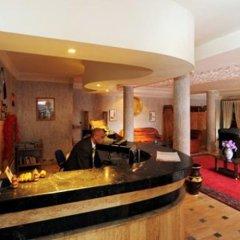 Отель Nadia Марокко, Уарзазат - отзывы, цены и фото номеров - забронировать отель Nadia онлайн интерьер отеля