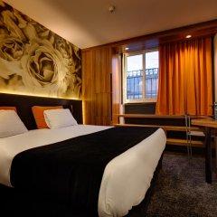 Отель Hôtel Elixir 3* Стандартный семейный номер с двуспальной кроватью фото 12