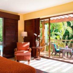 Отель Fairmont Mayakoba 5* Президентский люкс с двуспальной кроватью