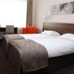 Отель Mercure Marijampole 4* Улучшенный номер с двуспальной кроватью фото 3