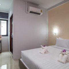 Отель Lada Krabi Express 3* Улучшенный номер с различными типами кроватей фото 8
