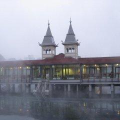 Отель Sante Венгрия, Хевиз - 1 отзыв об отеле, цены и фото номеров - забронировать отель Sante онлайн балкон