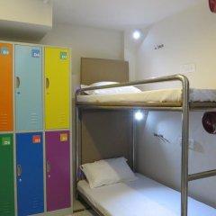 Отель Smyle Inn 2* Кровать в женском общем номере с двухъярусной кроватью фото 8