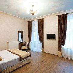 Гостевой Дом Inn Lviv Львов комната для гостей фото 6