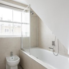 Отель onefinestay - Bayswater private homes II ванная фото 2