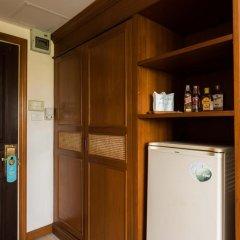 Отель Jomtien Boathouse 3* Стандартный номер с различными типами кроватей фото 2