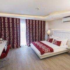 Отель Laguna Beach Alya Resort & SPA - All Inclusive 5* Стандартный номер фото 5