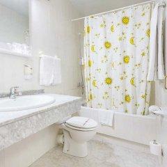 Отель Hostal Ramos Барселона ванная