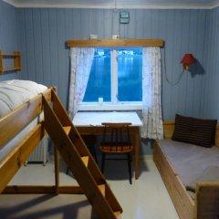 Отель Nesset Fjordcamping Номер с общей ванной комнатой с различными типами кроватей (общая ванная комната) фото 10