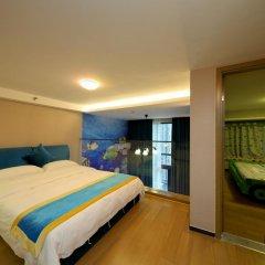 Апартаменты Guangzhou Chimelong Heefun International Service Apartment Люкс фото 19