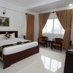N.Y Kim Phuong Hotel 2* Номер Делюкс с различными типами кроватей фото 16