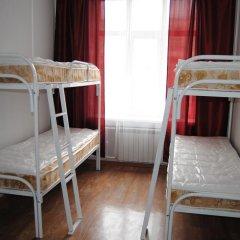 Хостел Европа Кровать в общем номере с двухъярусной кроватью фото 3