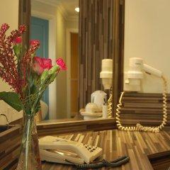 Отель Diamond Lodge 3* Стандартный номер с различными типами кроватей фото 5