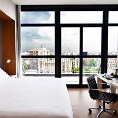Отель Hilton Garden Inn Milan North 4* Стандартный номер с различными типами кроватей фото 2