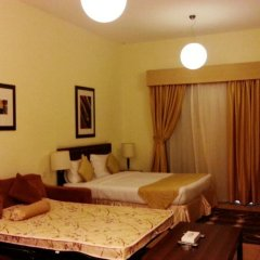 Tulip Hotel Apartments 4* Апартаменты с различными типами кроватей фото 18