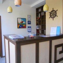 Курортный отель Yuzhni niosht интерьер отеля