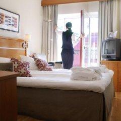 Отель Scandic Klara 4* Стандартный номер с различными типами кроватей фото 6