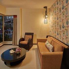 Отель Royal Orchid Beach Resort & Spa 5* Стандартный номер