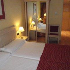 Отель Senator Castellana (I) 3* Стандартный номер с двуспальной кроватью фото 7