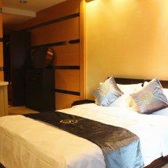 Апартаменты She & He Service Apartment - Huifeng Стандартный номер с различными типами кроватей фото 6