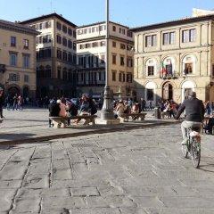 Отель MyFlorenceHoliday Santa Croce Италия, Флоренция - отзывы, цены и фото номеров - забронировать отель MyFlorenceHoliday Santa Croce онлайн спортивное сооружение