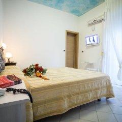 Hotel Caraibi Римини комната для гостей фото 5