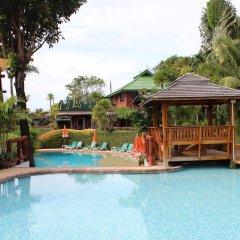 Отель Kata Garden Resort пляж Ката детские мероприятия