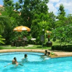 Rachawadee Resort and Hotel бассейн фото 3