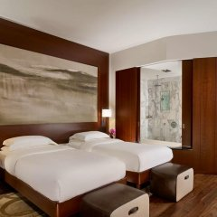 Отель Park Hyatt Zurich 5* Номер с двуспальной кроватью фото 3