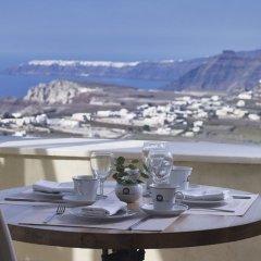 Отель Zannos Melathron Греция, Остров Санторини - отзывы, цены и фото номеров - забронировать отель Zannos Melathron онлайн балкон