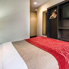 Отель Comfort Inn Midtown West 2* Стандартный номер с различными типами кроватей фото 6