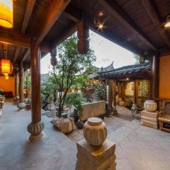 Zen Garden Hotel Lion Hill Yard бассейн