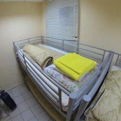 Hostel Avrora Кровать в общем номере с двухъярусной кроватью фото 14