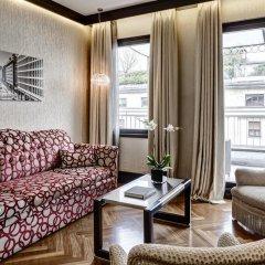 Baglioni Hotel Carlton 5* Люкс Делюкс с двуспальной кроватью фото 14