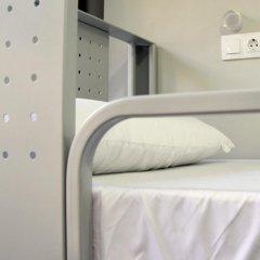 Отель Bcnsporthostels сейф в номере