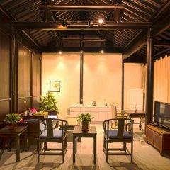Отель Suzhou Shuian Lohas Вилла с различными типами кроватей фото 6