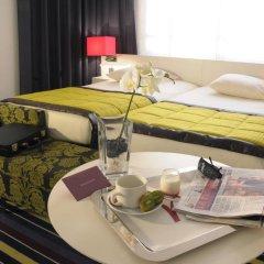 Отель Mercure Nice Promenade Des Anglais 4* Стандартный номер с различными типами кроватей фото 7