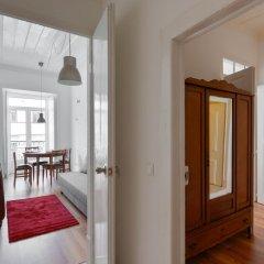 Отель Lisbon Story Guesthouse 3* Апартаменты с различными типами кроватей фото 3