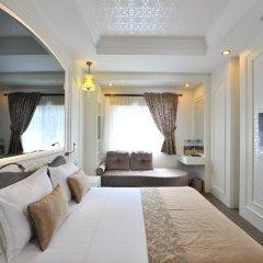 Отель Yasmak Sultan 4* Стандартный номер с двуспальной кроватью фото 6