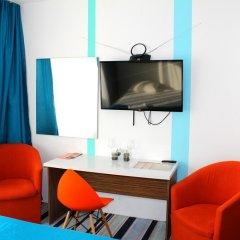 Мини-Отель Global Sky Люкс с различными типами кроватей фото 16