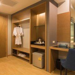 Отель AVA Sea Resort 4* Номер Делюкс с различными типами кроватей фото 9